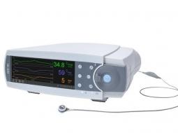Monitor transcutáneo de gases